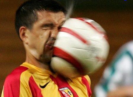 Il calcio non è attività pericolosa