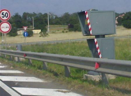 Autovelox, dopo l'incrocio il precedente segnale di limite di velocità non vale